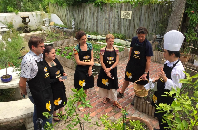 Kitima cooking class was established another trend for Cape Town food scene.